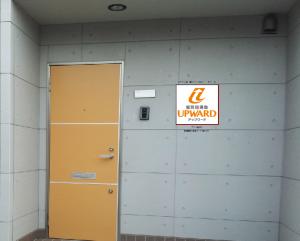 J1090n ② アクリル看板 設置イメージ